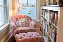 A Cozy Place to Read / by Sherri Fenton