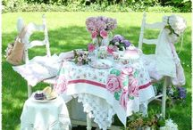 Tea in the Garden / by Sherri Fenton