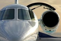 Private Jets, Flying / by Marky Boy