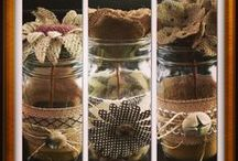 Mason Jars   / by Rags & Berries