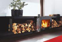 Fireplaces / by Marky Boy