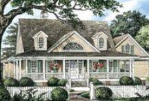 House plans / by Johnny-Tina Quinn