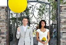 Yellow Wedding / by Vistaprint