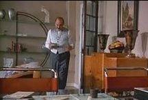 Hercule Poirot Apartment