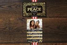 Holiday Trend: Winter Shimmer / Try some sequin, glitter or gleaming foil effects for cards that are extra merry and bright. / by Vistaprint