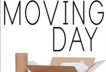 Moving Tips / by Lucinda Huff