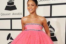 Grammy Awards 2015 / Red Carpet Styles