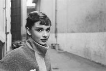 Audrey Hepburn / My favourite style icon, Audrey Hepburn. She's just perfect!