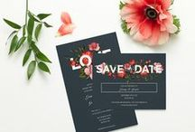 Bold Floral Wedding / by Vistaprint