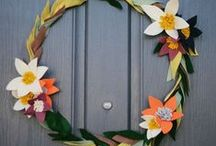 Wreaths / Tons of wreath inspiration for every season!