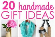Gift Ideas! / Gift ideas for holidays, showers, weddings and much more!