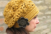 crochet hats / by sassy sassy