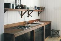 kitchen/dining room / by Echo Zielinski