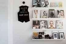 Photo Walls and Displays / Since we try and create untraditional photos, we are always looking for creative ways to display them...sometimes a frame isn't enough.  / by Number 9 Photography