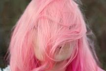 INSPIRE | hair, plz. / Photos of hairstyles that I adore ranging from hair color to length to cutely styled.