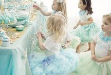 Chloe's Party Ideas / by Paulette Billings-Brown