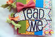 Mini Albums / All kinds and styles of mini albums! Enjoy mini awesomeness!