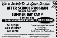 Storybook Farm Camp & Afterschool, Graham NC / Only $8 per day and no charge if absent!  First day free!  Call Beverly Kerr at 336-376-9060.