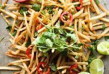 EDIBLE | side dish. / by Vegetarian 'Ventures