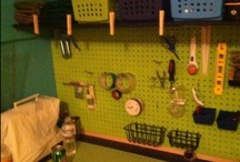Home - Craft Room / The Mom Cave/guest room / by Rosie K Embroidery