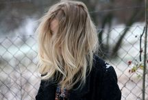 hair / by Echo Zielinski
