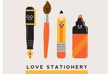 ♥ Stationery