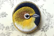 Embroidery / Embroidery projects. / by Jennifer Compton