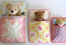 Fabric Crafts and Projects / by RosaLee