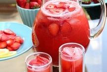 Recipes: drinks / by Kerilee Law