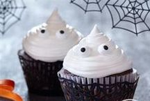 Spooktacular Desserts / Trick or Treat! Serve up our Halloween inspired desserts for a fun, spooky celebration!  / by Pillsbury Baking