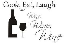 Everything WINE / Funnies, Education, Decor, Storage... EVERYTHING and ANYTHING wine related / by Katie Hammond