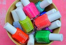 """Nailed it / """"If the color fits, wear it."""" -Essie"""