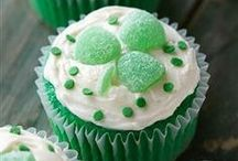 St. Patty Sweets / These St. Patrick's Day inspired treats will certainly get you in the spirit! Browse our festive #recipes here:  / by Pillsbury Baking