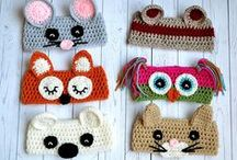 crochet headbands and bows / by Simply Done Crochet
