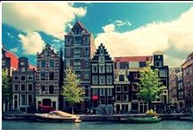 Amsterdam and the Netherlands  / Our future trip / by k c ♍