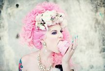 Inspiration Board: Marie Antoinette / God Save the Queen! And while you are there, throw me some inspiration!