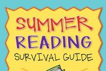 Summer Reading / Your source for great summer reading inspiration, rewards, crafts and summer field trips associated with your favorite summer reading book.