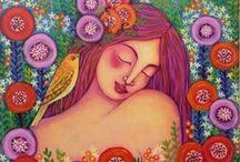 SONIA KOCH / Pintora Chilena Contemporánea / Mi Arte para compartir....Pintar para alegrar el Alma.