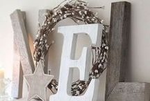 Christmas Decor & Crafts / Christmas decor, crafts, diy projects, and gift ideas!
