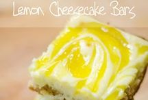 Yummy Dessert Recipes! / Dessert recipes for parties, events, holidays, or for any occasion!