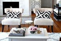 Living Room Inspiration / Living room inspiration from decor ideas, paint colors, furniture, etc..