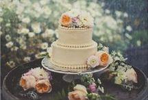 Wedding Dessert | Cake Table / by k c ♍