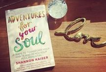 Adventures for Your Soul / Adventures for Your Soul is the new book to help you transform 21 habits so you can live your full potential. http://www.amazon.com/Adventures-Your-Soul-Transform-Potential/dp/0425278239/ref=asap_bc?ie=UTF8