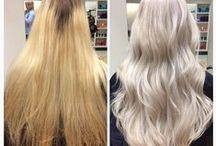Blondes / Hår , Hair , fashion , ombre , balayage, Michael&Frisörerna , blond