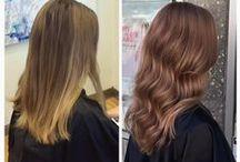 Brunette / Brown hair / Brunette / Brow hair