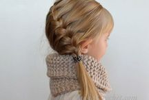 Hair Styles for Her / Adorable hairstyles for the little girls in our lives.