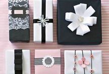 GIFTING AND WRAPPINGS.