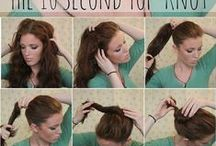 """""""idées Cheveux"""""""