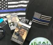 Law Enforcement & Security / At Al's Army Navy we have your duty gear so look no further and stop by one of our 3 stores in Central Florida; Orlando, Altamonte Springs, Sanford or online at www.alsarmynavy.com  We make it easy for you to be comfortable while keep us safe. From footwear, under shirts, cargo pants, uniforms, weapon holsters, pins, ribbons, badges, flashlights, duty rigs, belts and accessories. If you don't see it in our store or on our website we will be happy to order it for you.