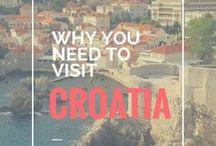 CROATIA / Croatia, Visit Croatia, Croatia Travel, Hvar, Dubrovnik, Split, zadar, zagreb, plitvice lakes